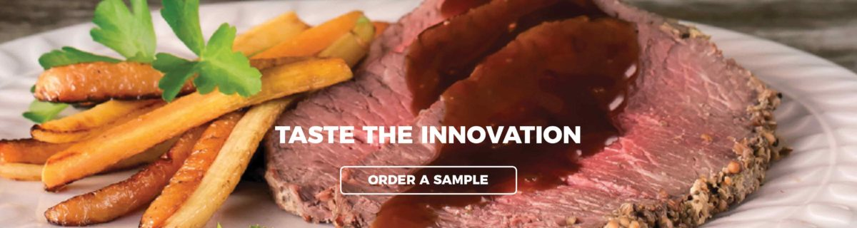 taste the innovation slide