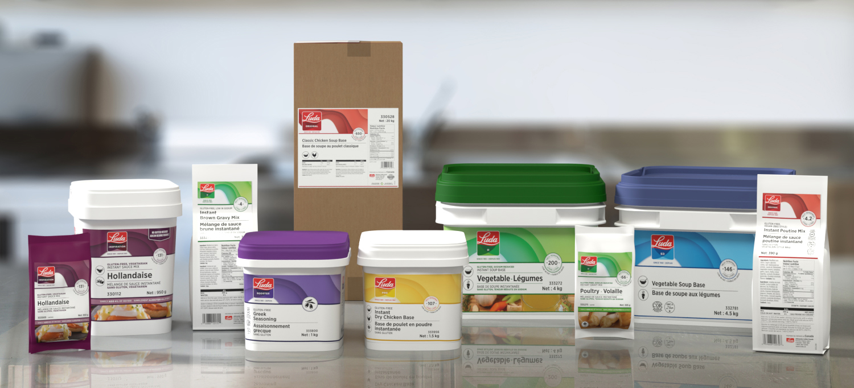 Luda new packaging design